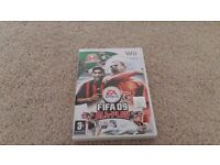 Wii Fifa 09