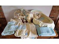 Mamas & Papas nursery set - Woolly Jumpers design