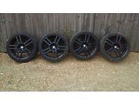 "Seat Leon Cupra R Alloy Wheels 18"" 225/40/18 5X100 MK1 1999-2006"