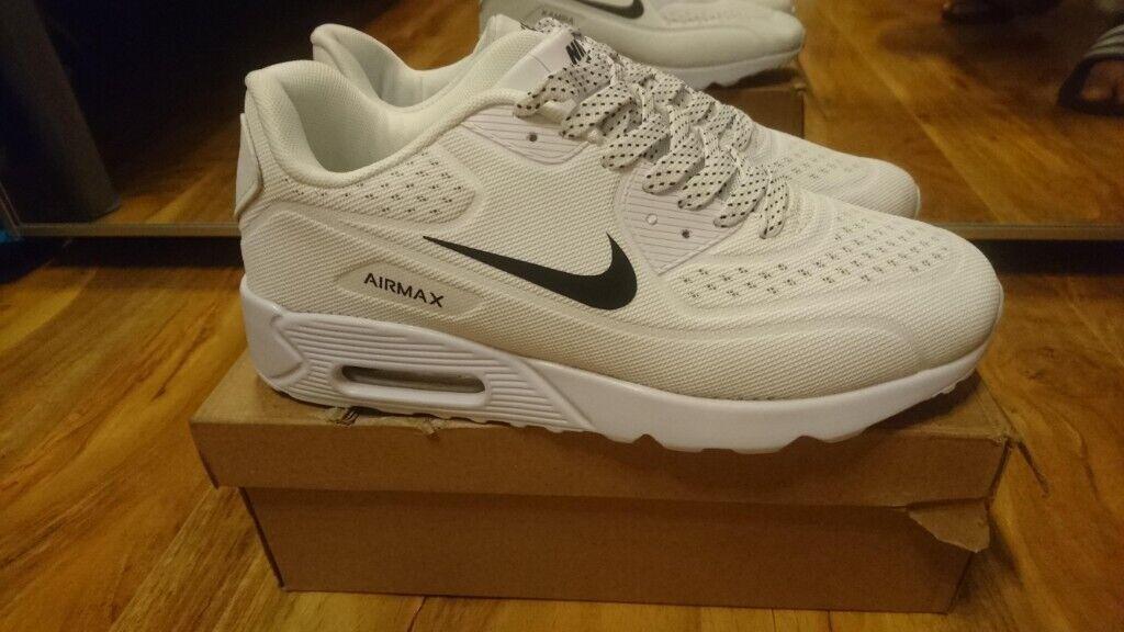 1a28ae1f4 Brand New Nike Air max 90 White Air force 1 95 Size 8.5 Adidas ralph lauren  air jordan yeezy