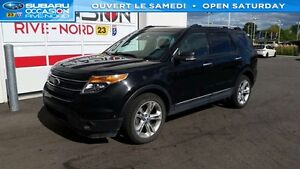 2014 Ford Explorer Limited AWD NAVI+CUIR+TOIT.OUVRANT
