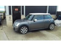 supercharge cooper S
