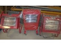 Heaters for sale Must go by 23.1.17