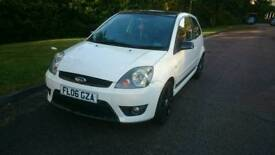 FORD FIESTA ST 150 2006 IN WHITE