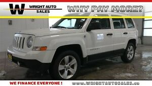 2014 Jeep Patriot   4WD  LEATER  CRUISE CONTROL  A/C  130,173KMS