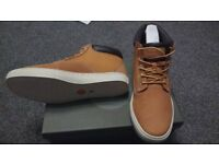 Timberland Men's Adventure 2.0 Cupsole Chukka - Wheat Nubuck - size 10 UK NEW UNUSED
