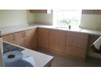 to rent refurbished 2 bedroom 2 bathroom flat in ipswich town center