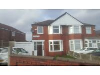 Spacious 4 Bedrooms Semi-Detached House to Rent - Cheetham Hill Manchester M8 9LF