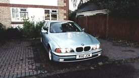 BMW 520i for sale, year: 1998, 2.0 Petrol , Manual, good condition (full service history)