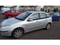 FORD FOCUS GHIA 2004 ( Low Mileage )