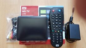 WD TV Live Media Streaming Player