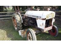 david brown 990 tractor spares or project £600 ono