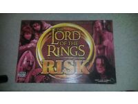 Two Lord of the Rings game