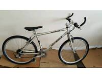 26inch specialized rockhopper aluminium mountain bike in good condition all fully working