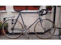 Vintage Raleigh Royal Reynolds 531 Racer/Road bike For Tall people 5ft10+