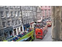 NOVEMBER SPECIAL OFFER - 5 STAR RATED HOLIDAY APARTMENT AT THE TOP OF THE ROYAL MILE