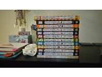 Diary of a Wimpey Kid books by Jeff Kinney age range 8+