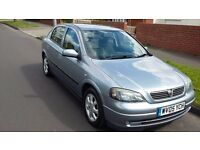 Astra (mark 4) 2005, 1.4, Very Good Condition, 105k miles, Full MOT and Service History