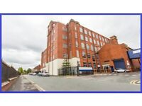Manchester - M27 6DB, 1 Work station private office to rent at Lowry Mill Swinton