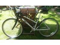 Vulcan carriea ladies aluminium frame mountain bike
