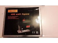 **BRAND NEW JIGSAW**NEVER USED**COMES WITH 2 BLADES**£25**BARGAIN**