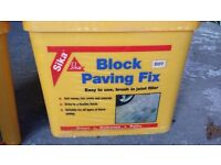 Sika Block Paving Fix ideal for block paved pathways