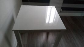 Next brand new two seater dining table