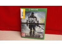 Sniper 3 Ghost Warrior for xbox one