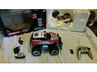 Radio control toy car suv; boxed battery's included! and it's very fast