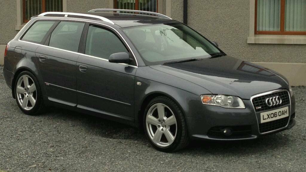 Audi a4 s-line estate | in Banbridge, County Down | Gumtree
