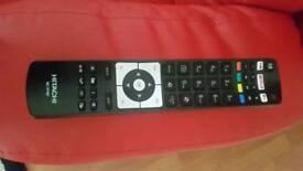 Hitachi TV remote RC 5118F