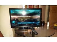 24 led TV/DVD swap