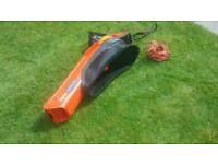 Flymo garden leaf blower