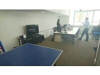 Non-serviced office space West End, circa £40 per sq ft