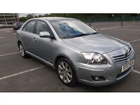 2007 Toyota Avensis TR 2.0 Manual Diesel, SUPER LOW MILEAGE! FULL SERVICE HISTORY!