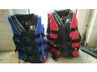 Childs xl Junior life jacket buoyancy aid