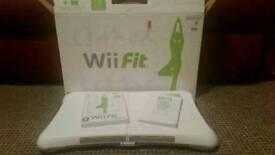 WiiFit Board plus Game