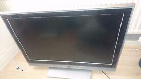 32 inch JVC TV