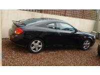 Hyundai coupe 2.l se in Black