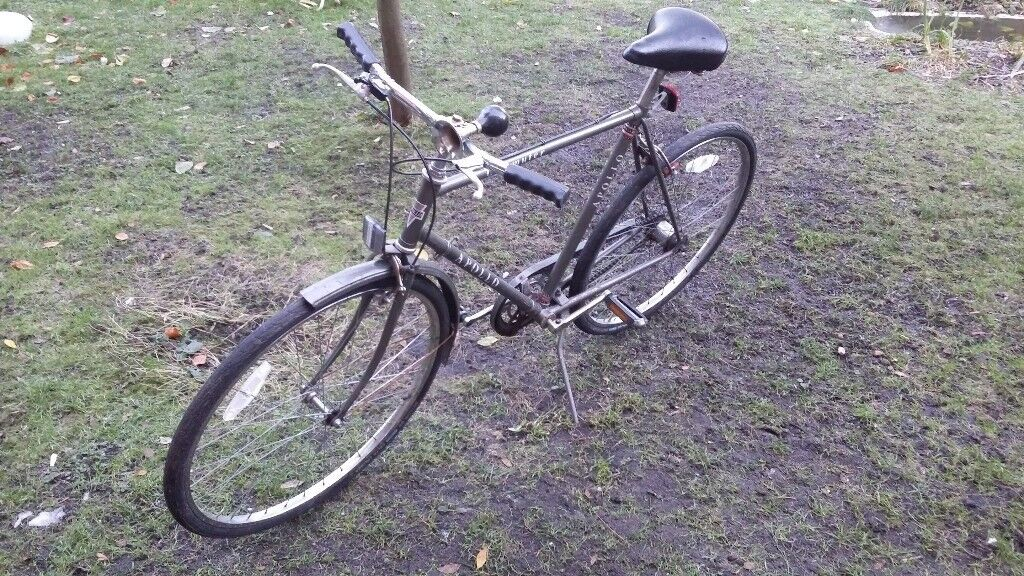 Bicycle for Sale with 2 Locks and Helmet