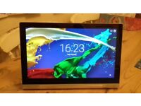 Projector tablet