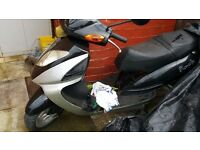 spares or repairs.. kinroad 125cc