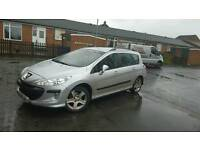( SWAP OR SELL ) PEUGEOT 308SW 1.6 HDI