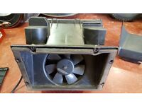 Vw LT 28 / 40 / 45 mk1 complete heater blower assembly