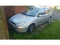 Ford focus 2001 spares/repairs