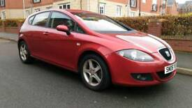 2006 Seat Leon 2.0 TDI Reference Sport 5dr Drives great. Hpi Clear.