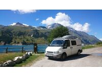 Ford Transit t280 - Camper Conversion