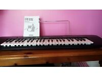Electric Casio CTK-240 Keyboard.