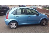 MUST LOOK.£615 CITROEN C3.2005 1.4 DESIRE.10 MONTH MOT..100000+MILES.MINT START RUN...IN OUT PERFECT