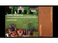Ember gardening service